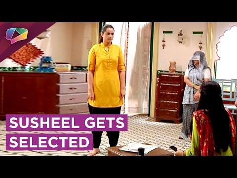 Susheel Gives A Dance Performance After Getting Se