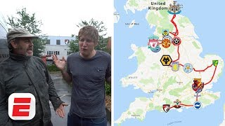Is it possible to visit every Premier League stadium in 24 hours? | Premier League