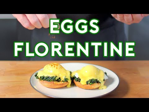 How to Make Eggs Florentine from Frasier