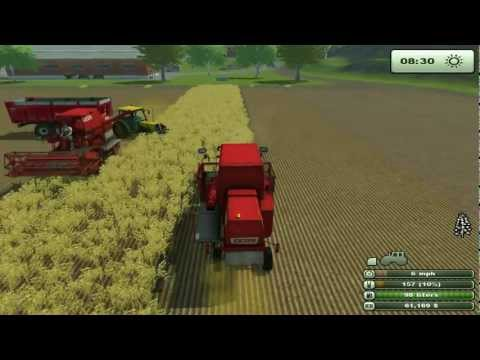 FARMING SIMULATOR 2013 .....Episode 2 Does it pay to fertlize????