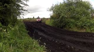 9. Honda TRX 680 Rincon Pulling Power 2012 HD