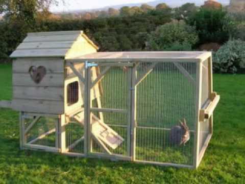 Как сделать домик для кролика своими руками в домашних условиях детям