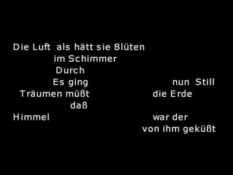 , title : 'Robert Schumann - Mondnacht (Fischer-Dieskau)'