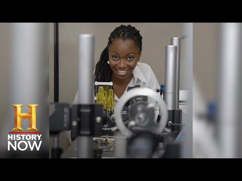 Dr. Hadiyah-Nicole Green Uses Lasers to Fight Cancer | History NOW