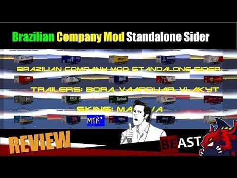 Brazilian Company Mod Standalone Sider v1.0
