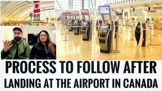 Video What happens at Airport in CANADA during first Landing!! MP3, 3GP, MP4, WEBM, AVI, FLV Agustus 2019