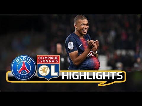 PSG VS LYON! 5 - 0 full Highlights & Goals HD