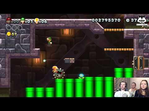 New Super Mario Bros. Wii U [ИгроПроходимец+Лизавета+Horosant] Part 07