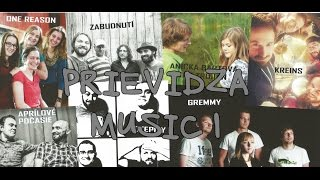 Video CD PRIEVIDZA MUSIC 1