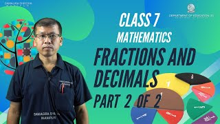 Chapter 2 part 2 of 2 - Fractions and Decimals