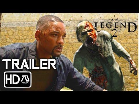 AM LEGEND 2 [HD] Trailer (2020) Will Smith [Fan Made]