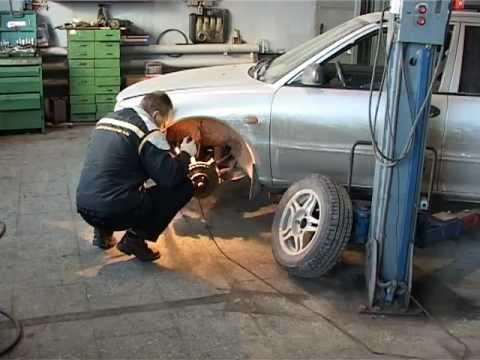 Допустимая выработка тормозных дисков форд фокус фото