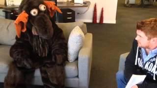 Mr. Moose Pep Talk