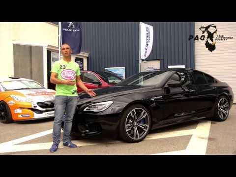 BMW M6 GRAN COUPE M6 560CH - AUTOMATIQUE ESSENCE