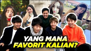 Video REAKSI COWOK JEPANG LIAT ARTIS & YOUTUBER CEWEK INDONESIA 2! (Natasha Wilona, dll) MP3, 3GP, MP4, WEBM, AVI, FLV Juni 2019