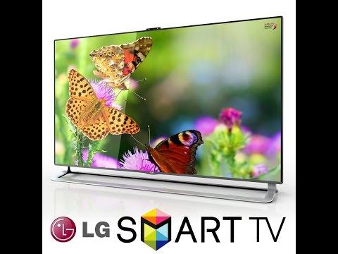 3D Model LG ULTRA HD SMART TV 65 inch 65LA970V at 3DExport.com