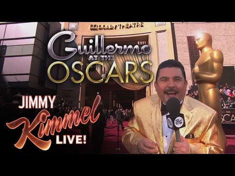Guillermo na Oscarech