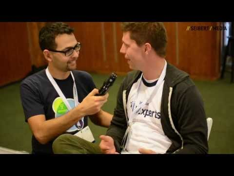 Atlassian Summit 2013: Sherif Mansour (Atlassian) and Martin Seibert about new Atlassian products