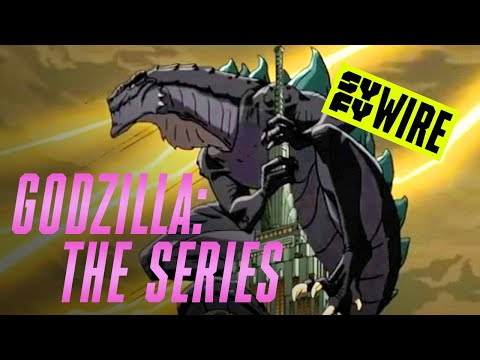 Godzilla: The Series - Everything You Didn't Know | SYFY WIRE
