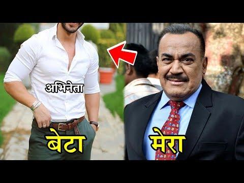 गज़ब का दिखता है CID के ACP Pradyuman का बेटा फिल्मो में है बेहद बड़ा अभिनेता - Tv actor son