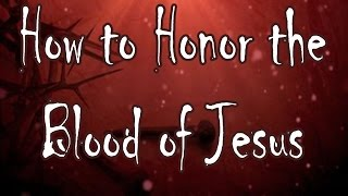 20170308 l KSM l Telugu l How to Honor the Blood of Jesus l Pas. Michael Fernandes