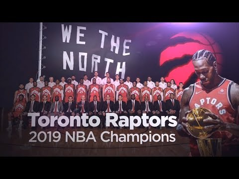 Champions in the #6ix: A brief history of the Toronto Raptors