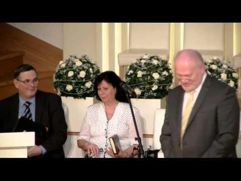 Daniel Duda –  Közösség: Az evangélium szíve – 2015.09.19