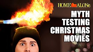 Video Myth-testing Christmas movies with SCIENCE EXPERIMENTS (ft. Vsauce3) MP3, 3GP, MP4, WEBM, AVI, FLV Februari 2019