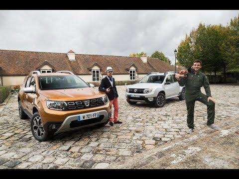 Le nouveau Dacia Duster 2 face au Duster 1 : duel de SUV low-cost