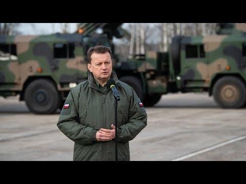 System HIMARS dla Wojska Polskiego - film