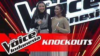 Video Naila vs Talitha | Knockouts | The Voice Indonesia GTV 2018 MP3, 3GP, MP4, WEBM, AVI, FLV Januari 2019