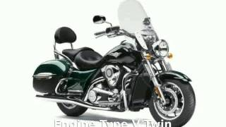 2. 2011 Kawasaki Vulcan 1700 Classic -  Info Transmission