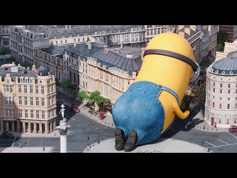 MINIONS 2015 : Finally they find their new BOSS!! Despicable Gru - Thời lượng: 5:25.