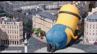 MINIONS 2015 : Finally they find their new BOSS!! Despicable Gru