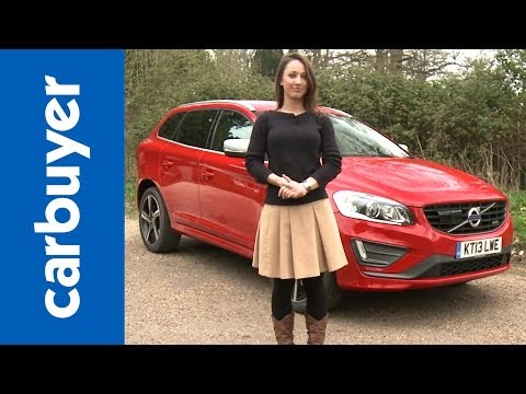 Volvo XC60 SUV 2014 review – Carbuyer