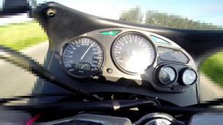 2. Suzuki GSX 750 F top speed