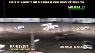 April 4, 2015 Late Model Highlights