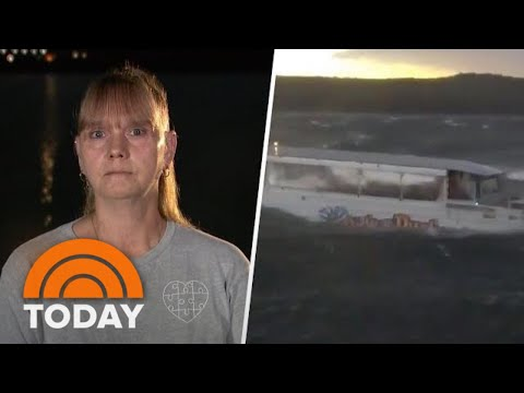 Witness Recalls Deadly Capsizing Of Missouri Duck Boat: 'I Prayed And I Cried' | TODAY