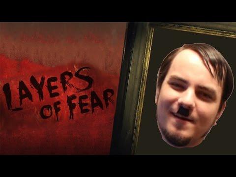 Мэддисон стрим в Layers of Fear (полное прохождение)