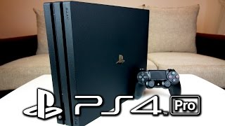PS4 Pro Unboxing 開箱影片- 怎麽又多一台新的PS4啊!?