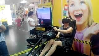 Видео Автосимулятора виртуальной реальности фото