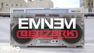 Berzerk- Eminem YouTube video