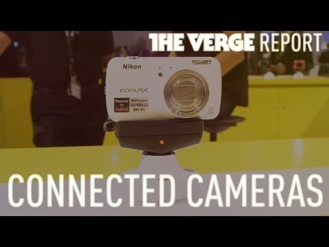 Wi-Fi Connected Cameras at Photokina 2012