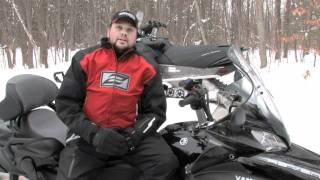 10. 2012 RS Vector: SnowGoer's First Ride Impression