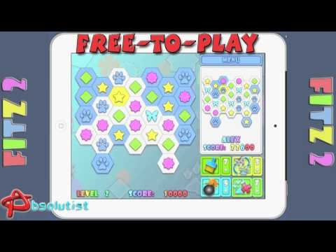 Video of Fitz 2: Match 3 Puzzle Free