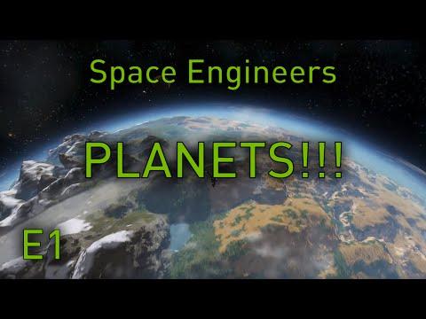 геймплей Space Engineers