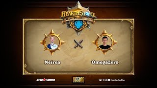 OmegaZero vs Neirea, game 1