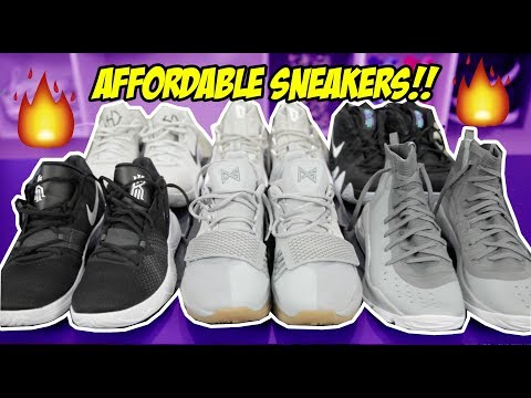 2018 Best Affordable Basketball Sneakers!