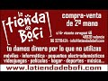 Cuña de Radio de La Tienda de Bofi - Compra-Venta de Segunda Mano Valencia