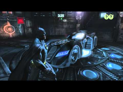 Arkham City Batcave Review Arkham City Batcave